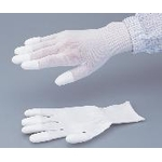 PU Coat Nylon Gloves