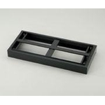 Optional Accessories for Chemical Resistant Sliding Cabinet, Base / Shelf Board