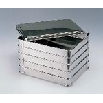 Stacking Type Stainless Steel Tray