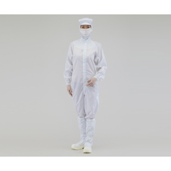 ASPURE Clean Suit (Separate Hood / Center Fastener Type)
