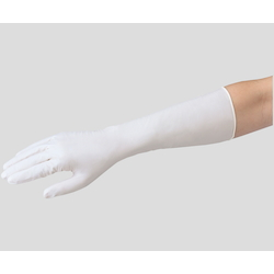ASPURE Long Nitrile Gloves (Whole-Surface Embossed)