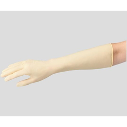 ASPURE Long Latex Gloves (Whole-Surface Embossed)