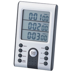 3-Channel Timer