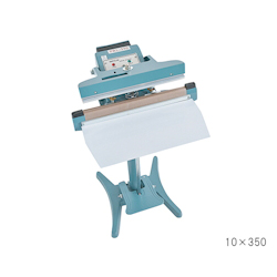 Foot Operated Sealing Machine Seal Size: 10 x 450mm