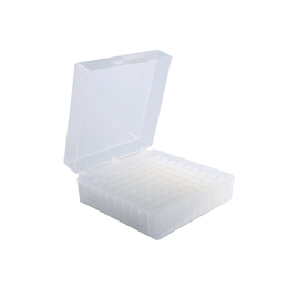 Storage Box HS120042 Transparent 141 x 151 x 57mm 100 Pcs Storage