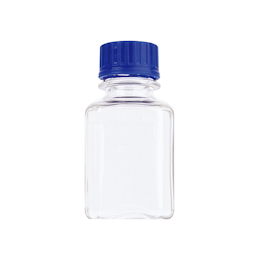 PETG Sterilization Culture Medium Bottle WPBGC0060S 60mL 24 Pcs