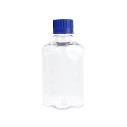 PETG Sterilization Culture Medium Bottle WPBGC0500S 500mL 12 Pcs