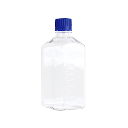 PETG Sterilization Culture Medium Bottle WPBGC1000S 1000mL 12 Pcs