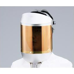 Face Shield Up Or Down Face Guard (Heat Resistance Type)
