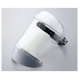 Face Shield Up Or Down Face Guard (Coating)