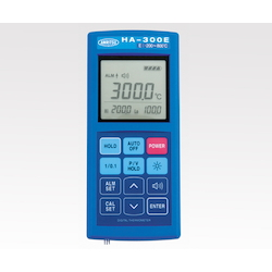 PortableThermometer Full Function E Type with Resolution Switching, Calibration, Alarm, Analog Output Function (10mv/℃)