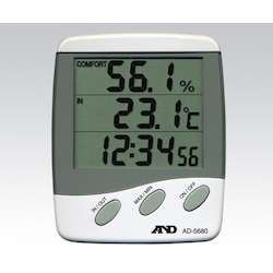 Thermo-Hygrometer AD-5680