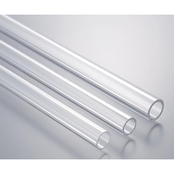 Thick Quartz Tube A (Length 1,000 mm) φ2.5