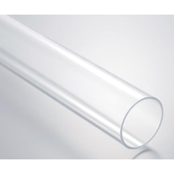 Quartz Tube (Length 1,200 mm) φ12 Thickness 1.5 mm