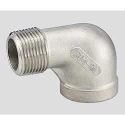 Stainless Steel (Street Elbow) VSL-02 (Connection Standard (R, Rc)) 1/4