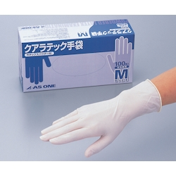 KUALATEC Glove with Powder L 100 Sheets