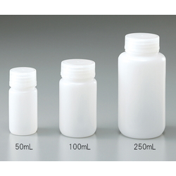 Wide-Mouth Bottle HDPE 100mL (Box Sale)