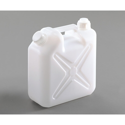 Plastic Container 10L Waste Can Two Ports