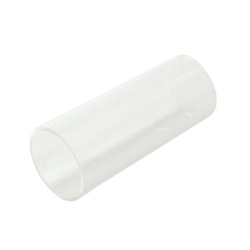 Acrylic Pipe 40 mm round x 100 mm