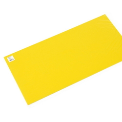 Color Foam 600 x 300 mm Yellow