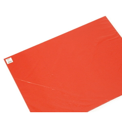 Color Foam 600 x 450 mm Red