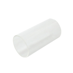 Acrylic Pipe 50 mm round x 100 mm