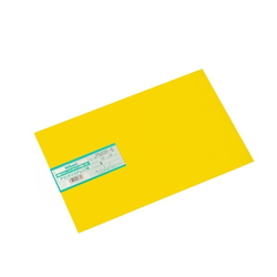 PS Plate 200 x 300 x 1.0 mm Yellow