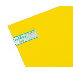 PS Plate 450 x 600 x 1.0 mm Yellow
