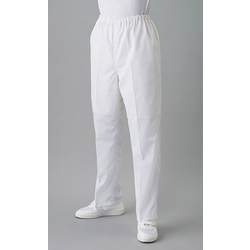 Dustproof Pants, White, FD301B-01