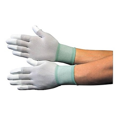 PU Coated Fingertip Gloves