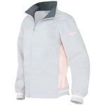 Ladies Long Sleeved Blouson A (Ribbed)