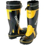 AZ-4703 Safety Rubber Boots (Threaded)