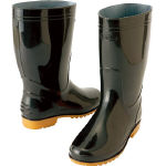 Safety Long Boots Black