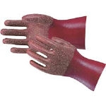 Natural Rubber Work Gloves (with Fabric Lining)