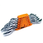6 Pair Wrench Set in PC Case
