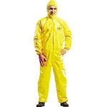 Chemical Protection Clothing, DuPont Tychem C