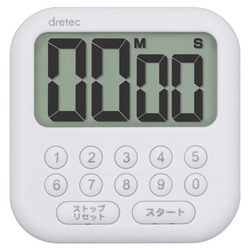 "Large Screen Timer ""Shabon 10"""
