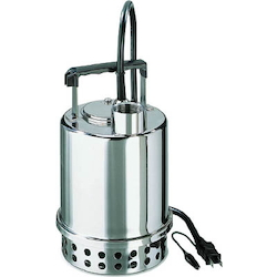 Submersible Pump for Clean Water / Dirty Water (Stainless Steel) Manual Type