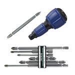 Master Grip Screwdriver Set DR-52