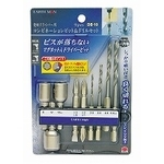 Combination Bit and Drill set 9pcs DB-10