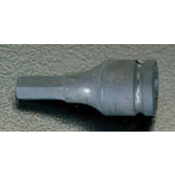"(3/8"") Hex Bit Socket For Impact EA164CG-12"