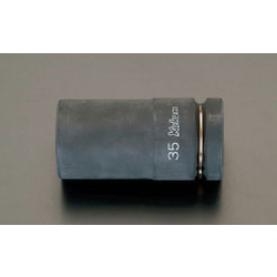 "(1"") Thin Deep Socket For Impact EA164FC-41"