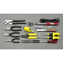 [15Pcs] Mechanical Repair Tool Set EA26
