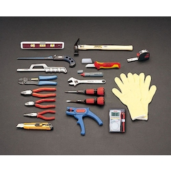 [18Pcs] Electric Work Tool Set EA33