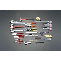[28Pcs] Piping Work Tool Set EA34