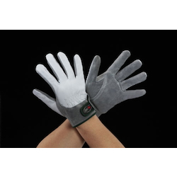 Leather Gloves (Cowhide) EA353J-17