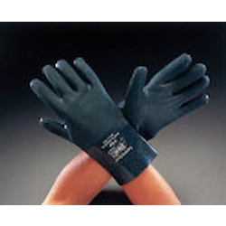 PVC Coated Gloves (Oil-proof & Chemical-proof) EA354BW-12L