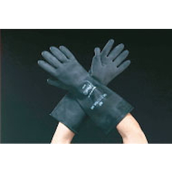 Chemicals-proof Latex Gloves EA354BW-2
