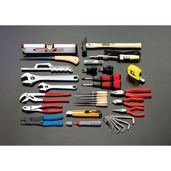 [34Pcs] Mechanical Repair Tool Set EA5