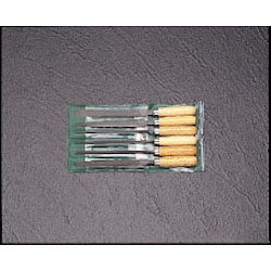 Precision File Set (6 Pcs) EA521W
